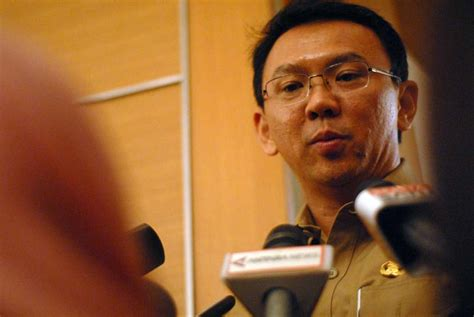 ahok images finally ahok takes charge in the capital republika online