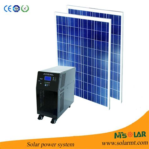 photovoltaic cell price per watt price per watt solar panels 300w solar energy system for home use solar power system bygd300y