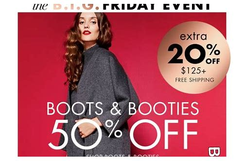 nine west black friday deals