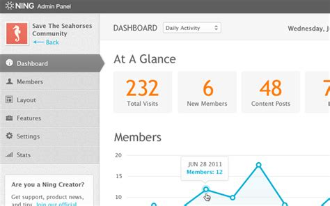 Links Best Of The Web Styledash 30 inspiring exles of admin dashboard design trends