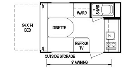 Aljo Trailers Floor Plans by 2014 Layton M 131 Specs And Standard Equipment Nadaguides