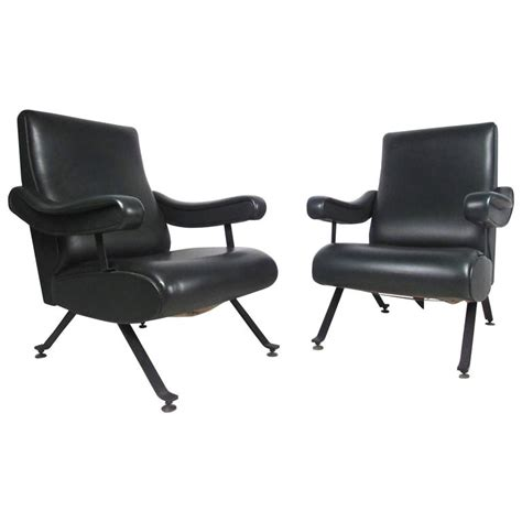 recliner armchairs sale vintage vinyl reclining armchairs for sale at 1stdibs
