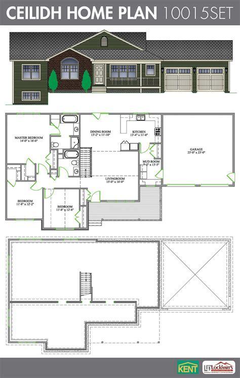 Céilidh Home Plan   Kent Building Supplies