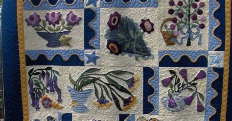 Heritage Quilt by Alycia Quilts High Plains Heritage Quilters 2017 Quilt