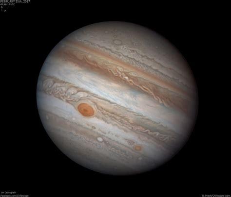 what color is jupiter solar system imaging processing