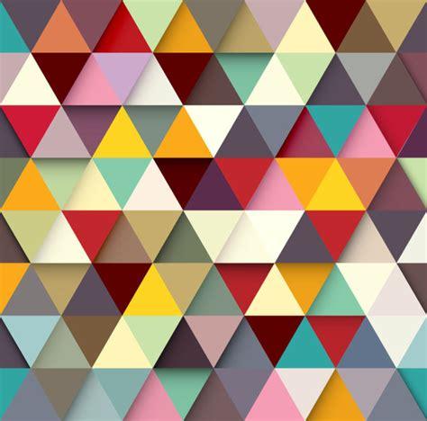triangle pattern vector free download geometric patterns triangle vector www pixshark com
