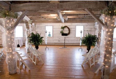 White Loft by Vermont Barn Wedding Rustic Amp Magical Dream Weddings Await