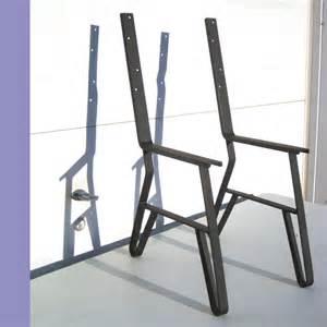 park bench brackets logan s order 9 single park bench flat iron metal legs