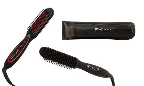 stylus thermal brush up to 51 off on fhi heat stylus thermal brush groupon goods