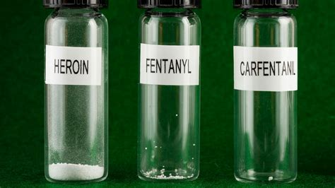 How Does It Take To Detox From Fentanyl by What S The Difference Between Heroin Fentanyl