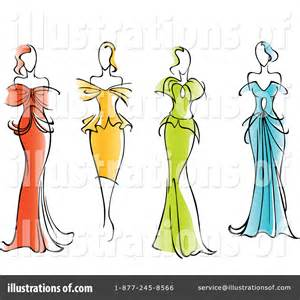 fashion illustration free fashion clipart 1134473 illustration by vector tradition sm