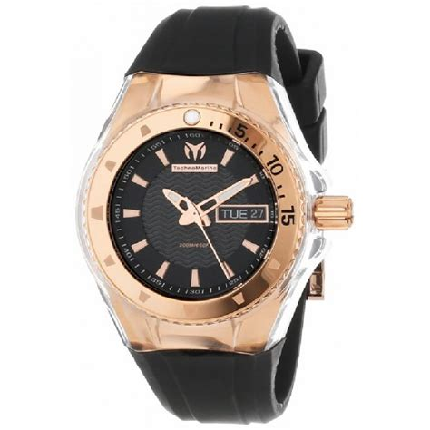 Naviforce Original Goldblack technomarine cruise original gold black 110037