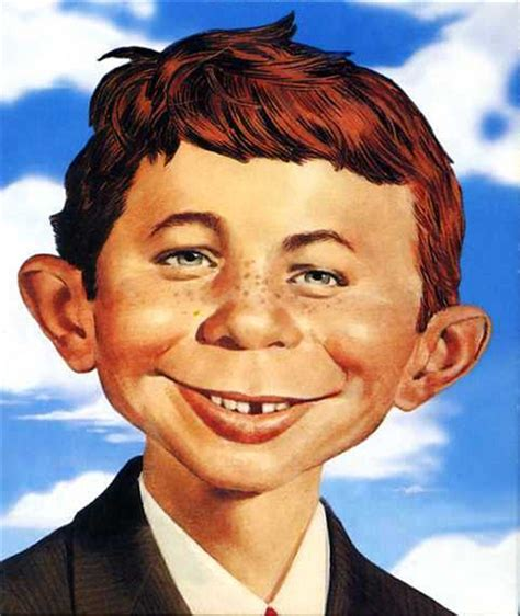 alfred newman a alfred e neuman i thought alfred was so cool and that i