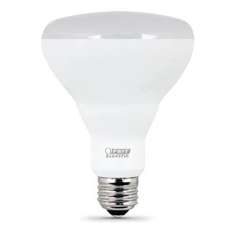 650 lumen 2700k dimmable led br30 feit electric