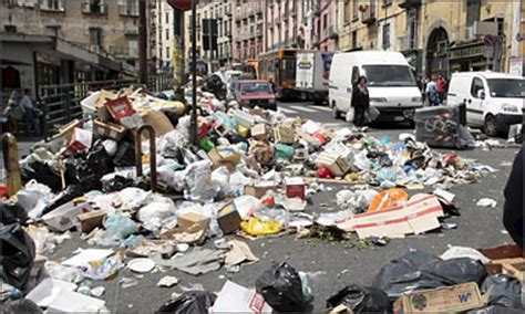 The City Digs Through Nyc Trash by The World Is My Interactive Interface Towards The
