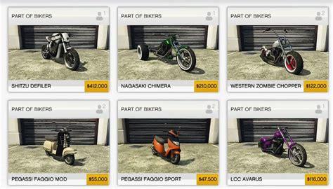 Gta 5 Online Motorradclub Gründen by Gta 5 Online Gro 223 Es Bikers Dlc F 252 R Ps4 Xbox One Und Pc