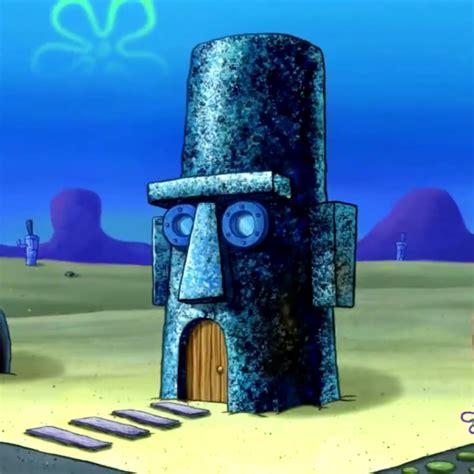 squidward s house 122 conch street encyclopedia spongebobia the spongebob squarepants wiki