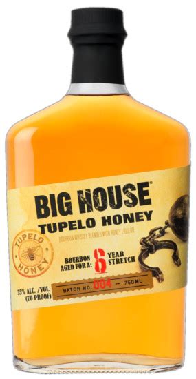 big house bourbon big house bourbon tupelo honey drink of the week busted wallet