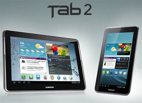 Tablet Samsung Android Jelly Bean Samsung Galaxy Tab 2 Comienza A Actualizarse A Android 4 1 2