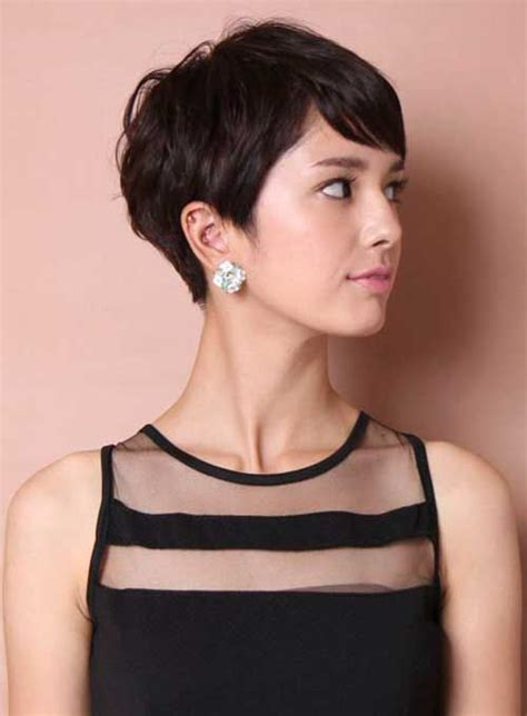 pixie haircutd with short neckline best 25 asian pixie cut ideas on pinterest asian hair