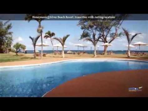 honeymoon@silver beach resort, mauritius youtube