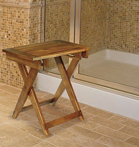 how to clean teak shower bench 1000 ideas about shower seat on pinterest shower