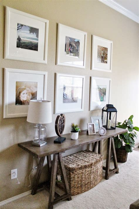 The Living Room Tour by Tucker Up House Tour Living Room Progress Decora