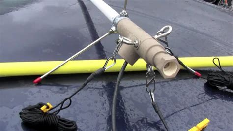 portable ham radio antenna youtube