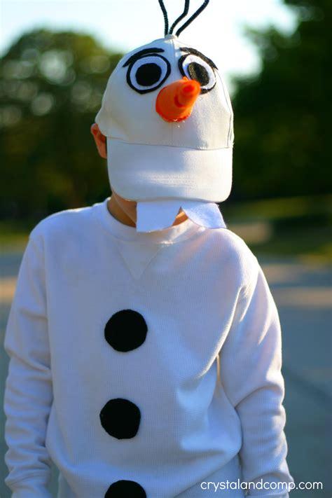 olaf costume olaf costuum invitations ideas