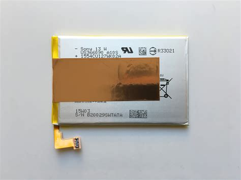 Battery Sony Lis1509erpc Original For Sony Xperia Sp sony xperia sp c5306 lis1509erpc 2300 mah