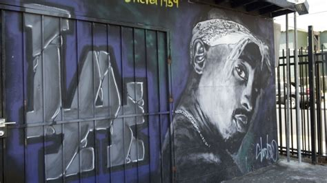 tupac wall mural 20 years on tupac reigns as potent global entertainment showbiz from ctv news