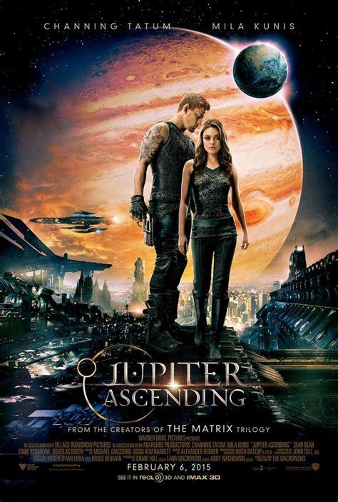 film fantasy a voir jupiter ascending 2014 movie trailer release date cast