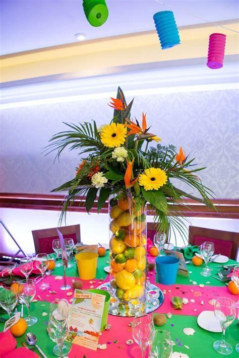caribbean theme decorations   Caribbean Party Ideas