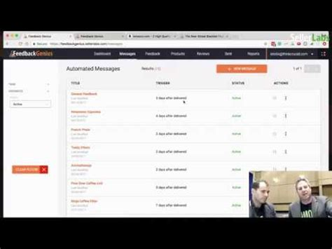 feedback genius account review with chad rubin, ceo of