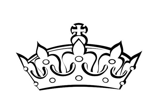 Simple Princess Crown Drawing Clipart Best How To Draw A Princess Crown