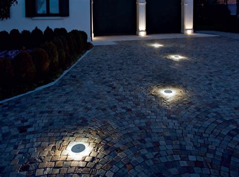 ground lights for driveways architectural ground recessed lighting lighting solutions