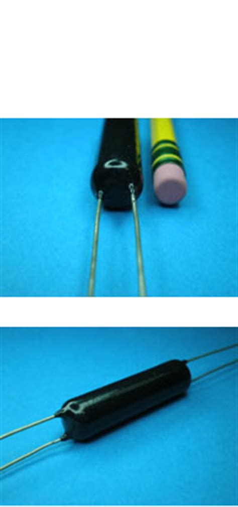 7.5 watt wire wound 4 terminal axial precision resistor