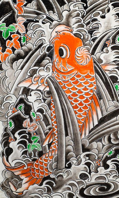 japanese tattoo background designs osen ii enigmatic genius of irezumi design