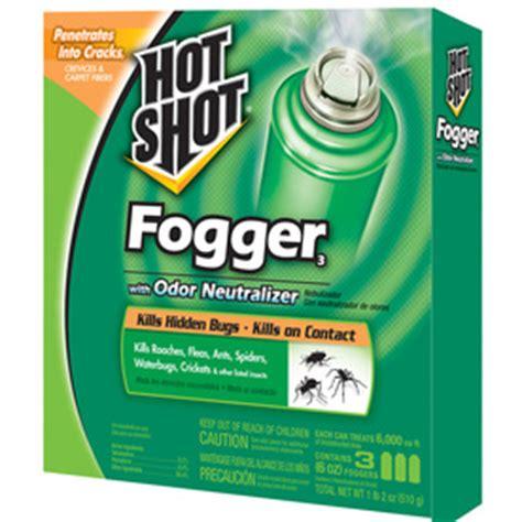 hot shot bed bug fogger shop hot shot indoor foggers at lowes com