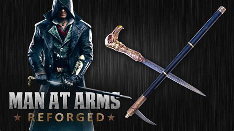 Blade Reforged jacob s sword assassin s creed syndicate at
