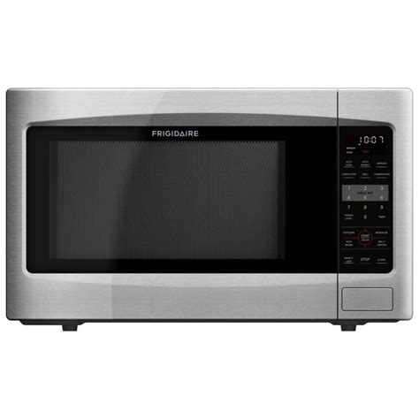 Countertop Microwave Ratings by Frigidaire 1 2 Cu Ft Countertop Microwave With