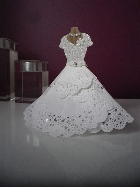 Paper Doilies Crafts - 54 best stin up dress up die images on