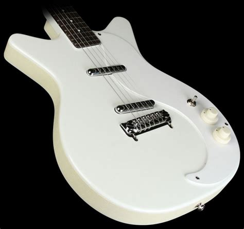 Kaos Ibanez M danelectro d 59m plus out of site white electric guitar