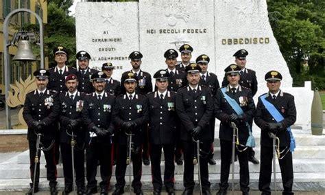 dati maresciallo carabinieri parma carabinieri celebrano l anniversario i dati dell
