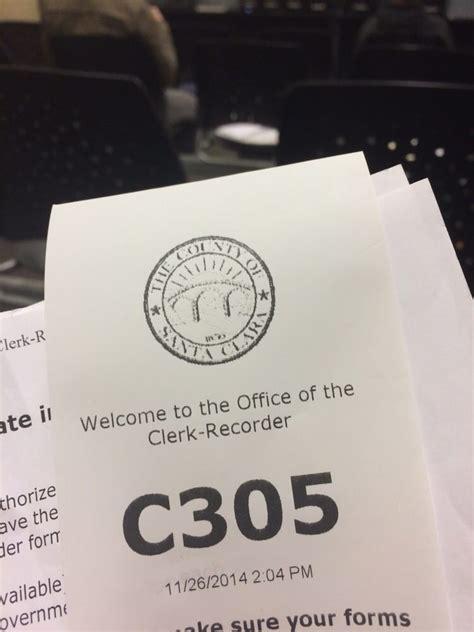 santa clara county clerk recorder s office 14 photos