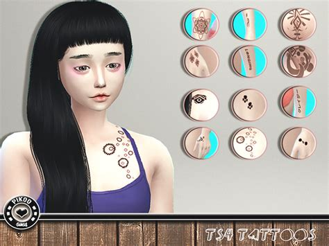 sims tattoo 187 sims 4 updates 187 best ts4 cc downloads 187 page 10