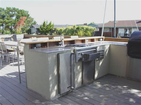outdoor kitchen stucco finish redbud design landscape design firms in san francisco