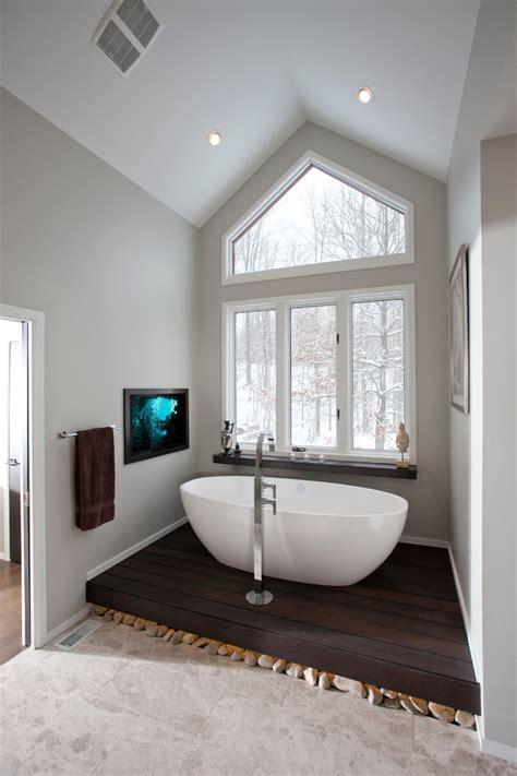chic freestanding bathtub method cleveland modern bathroom