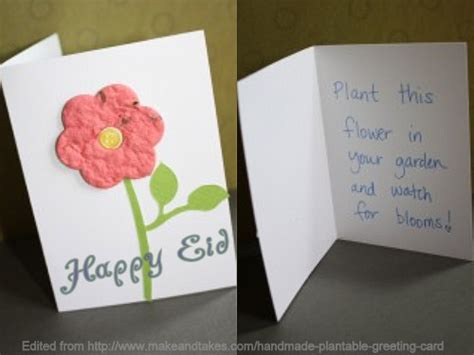 make eid cards make eid cards this year that you can plant green kufi