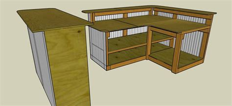 sketchup booth design tutorial sound booth concept sketchup 3d cad model grabcad
